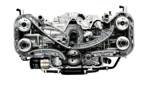 Оппозитный двигатель Subaru Tribeca