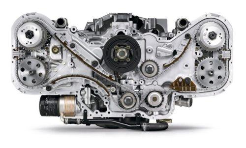 Двигатель Subaru EZ30