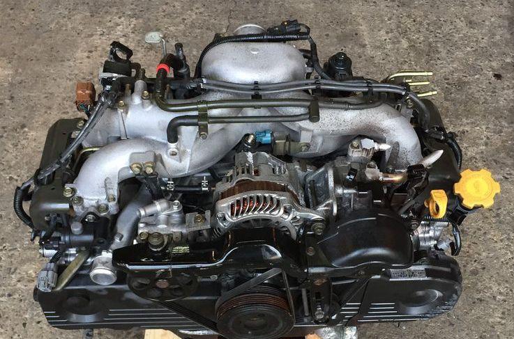Двигатель EJ253