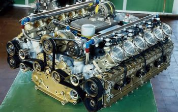 Двигатель Subaru EJ254