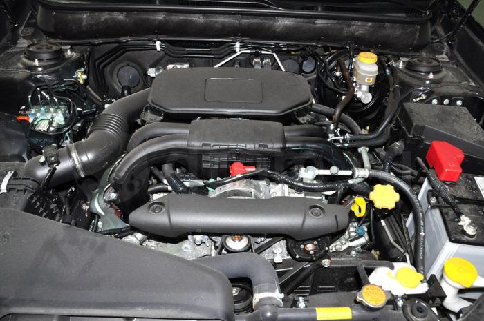 Под капотом Subaru Outback 4 поколения (BR)