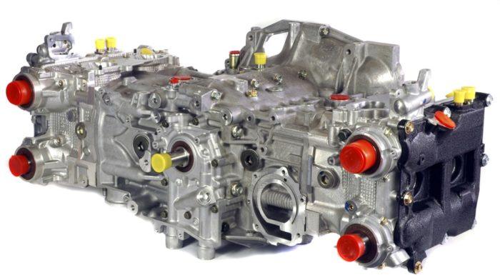 Блок цилиндров EJ251