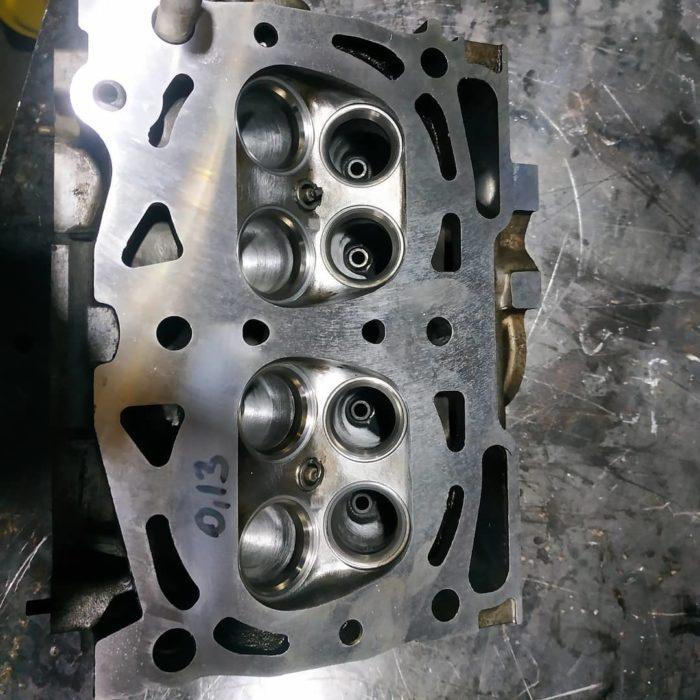 Головка блока цилиндров EJ251