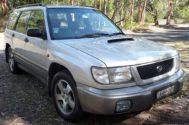 Subaru Forester Первое поколение (SF)