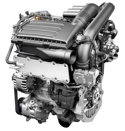Двигатель Volkswagen EA211