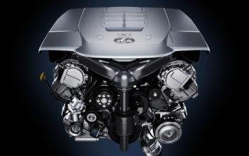 Двигатель 1UR-FSE